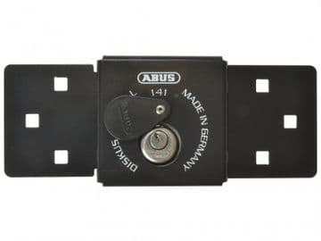 141/200 Diskus® Integral Van Lock Black & 26/70mm Diskus® Padlock